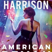 Cover Reveal: American Demon by Kim Harrison