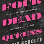 Book Rewind Audiobook Review: Four Dead Queens by Astrid Scholte