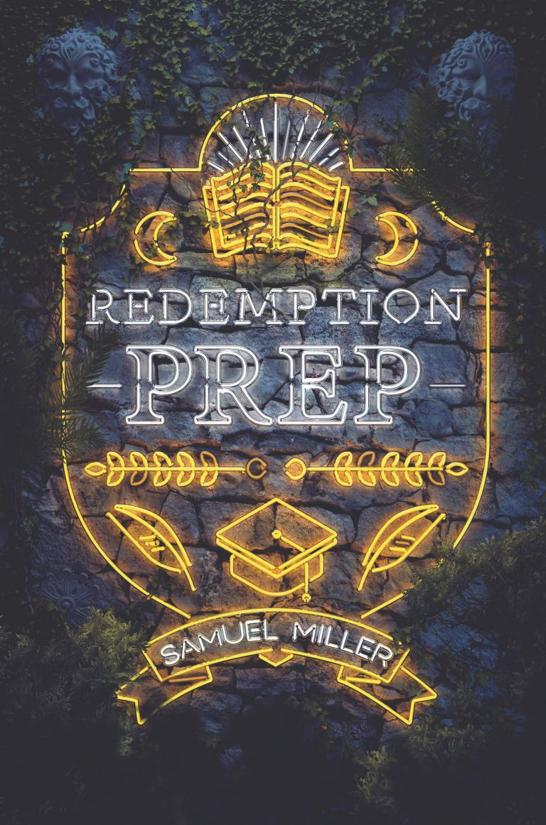 Cover Crush: Redemption Prep by Samuel Miller