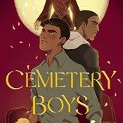 Feature & Giveaway: Cemetery Boys by Aiden Thomas