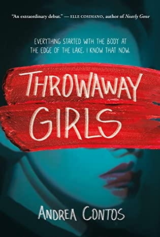 Guest Post & Giveaway: Throwaway Girls by Andrea Contos