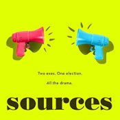 Author Interview: Sources Say by Lori Goldstein