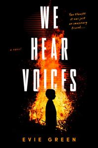Author Interview: We Hear Voices by Evie Green
