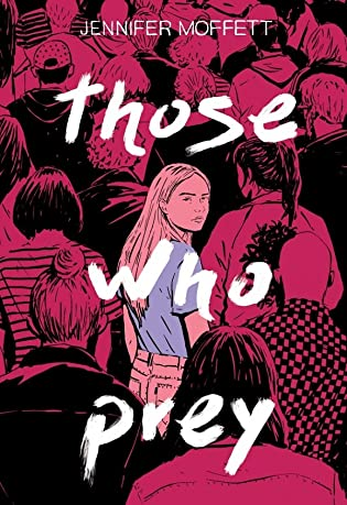 Author Interview & Review: Those Who Prey by Jennifer Moffett