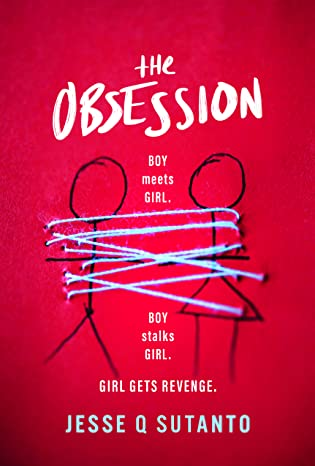 Cover Crush: The Obsession by Jesse Q. Sutanto