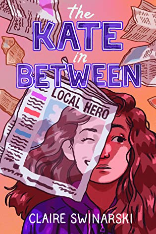 Cover Crush: The Kate In-Between by Claire Swinarski