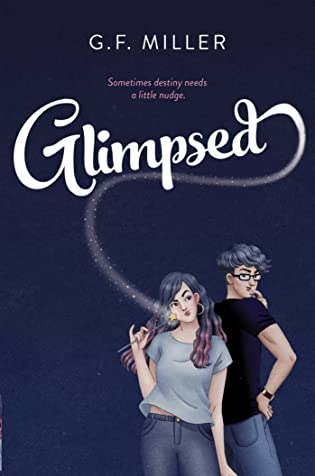Author Interview: Glimpsed by G.F. Miller