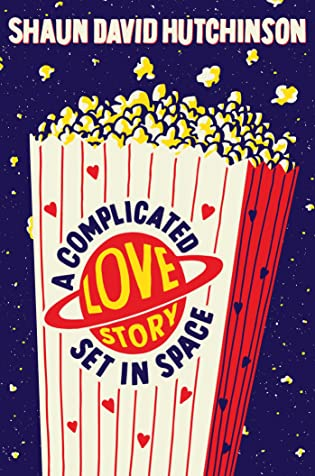 Author Interview: A Complicated Love Story Set in Space by Shaun David Hutchinson