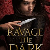 Cover Crush: Ravage the Dark by Tara Sim