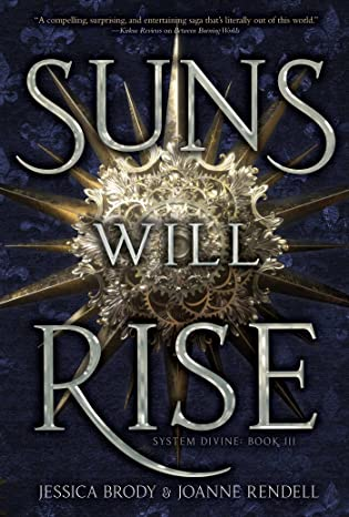 Cover Crush: Suns Will Rise by Jessica Brody & Joanne Rendell