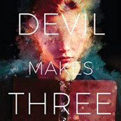 Cover Crush: The Devil Makes Three by Toni Bovalino