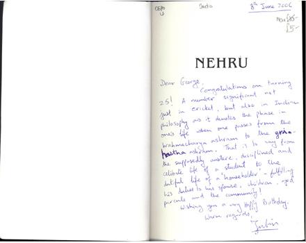 Nehru by Shashi Tharoor 2