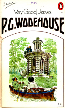 Very Good, Jeeves! by P.G. Wodehouse 1