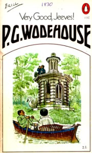 Very Good, Jeeves! by P.G. Wodehouse 9