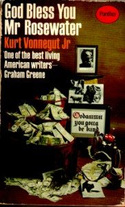 God Bless You Mr Rosewater by Kurt Vonnegut Jr 2