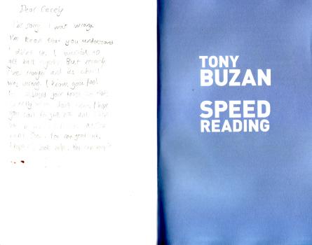 Speed Reading by Tony Buzan 2