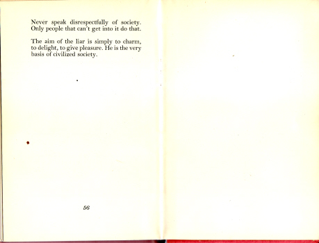 Wit and Wisdom of Oscar Wilde collected by Cecil Hewetson 4
