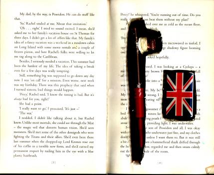 Percy Jackson & The Last Olympian by Rick Riordan 3