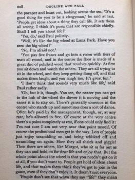 Decline and Fall by Evelyn Waugh 11