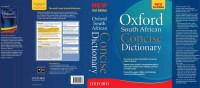 Oxford dictionary cover brand 2010