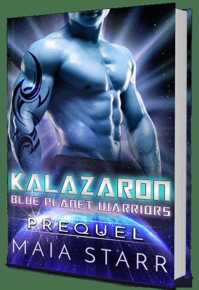 Kalazaron Blue Planet Warriors Prequel