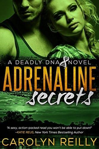 Adrenaline Secrets: A Deadly DNA Novel (The Deadly DNA Series Book 1)