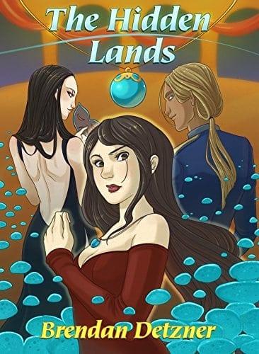 The Hidden Lands (The Orphan Fleet Book 2)