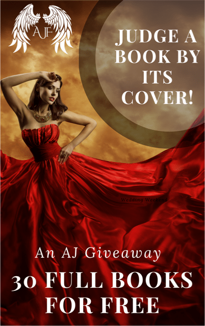 Judge a Book By Its Cover Giveaway!