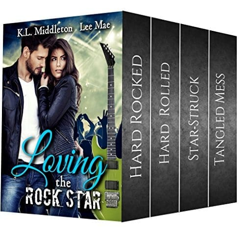 Loving the Rock Star (An alpha male bad boy collection)
