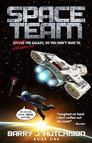 Space Team: A Comedic Sci-Fi Adventure