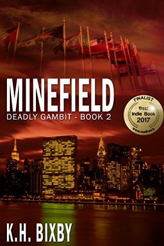 Minefield (Deadly Gambit Book 2)