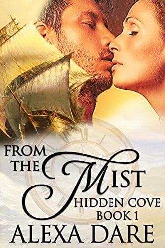 From the Mist: A Time Travel Romance (Hidden Cove Book 1)