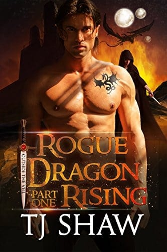 Rogue Dragon Rising, part one (Outside the Veil Book 1)