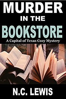 Murder in the Bookstore (A Capital of Texas Cozy Mystery Book 1)