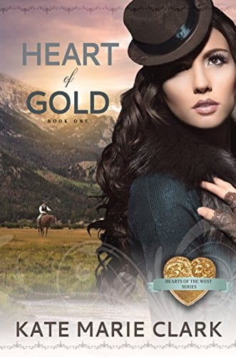 Heart of Gold (Hearts of the West Book 1)