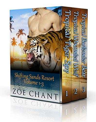 Shifting Sands Resort Collection 1: Books 1-3