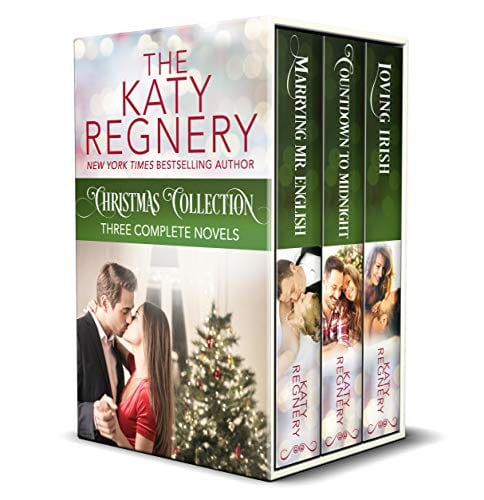 The Katy Regnery Christmas Collection: Three complete holiday romances