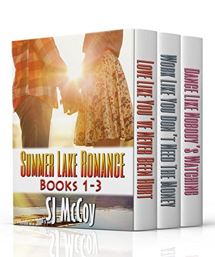 Summer Lake Romance Boxed Set (Books 1-3)