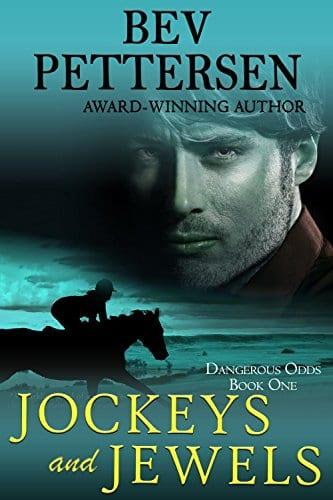 JOCKEYS AND JEWELS (Dangerous Odds Romantic Mystery Book 1)