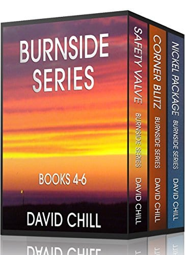 The Burnside Mystery Series, Box Set # 2, Books 4-6 (The Burnside Mystery Series Box Set)