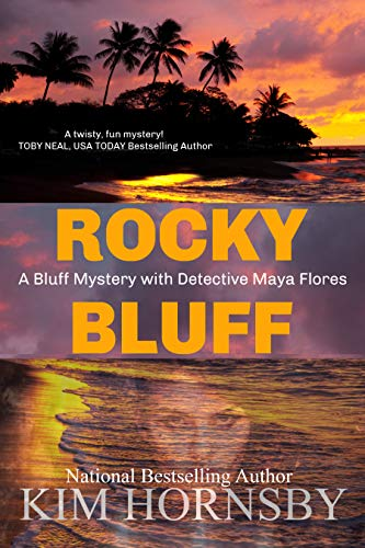 Rocky Bluff: A Mystery Suspense Novel (Bluff Mystery Series Book 1)