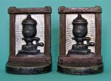 Photo of Coffee Grinder Bookends