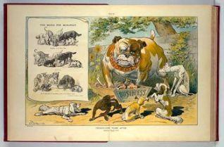 Photo of Bulldog Cartoon