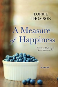 A Measure of Happiness by Lorrie Thomson