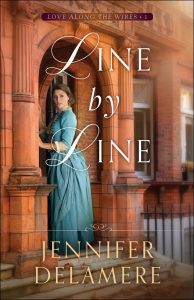 Line by Line by Jennifer Delamere