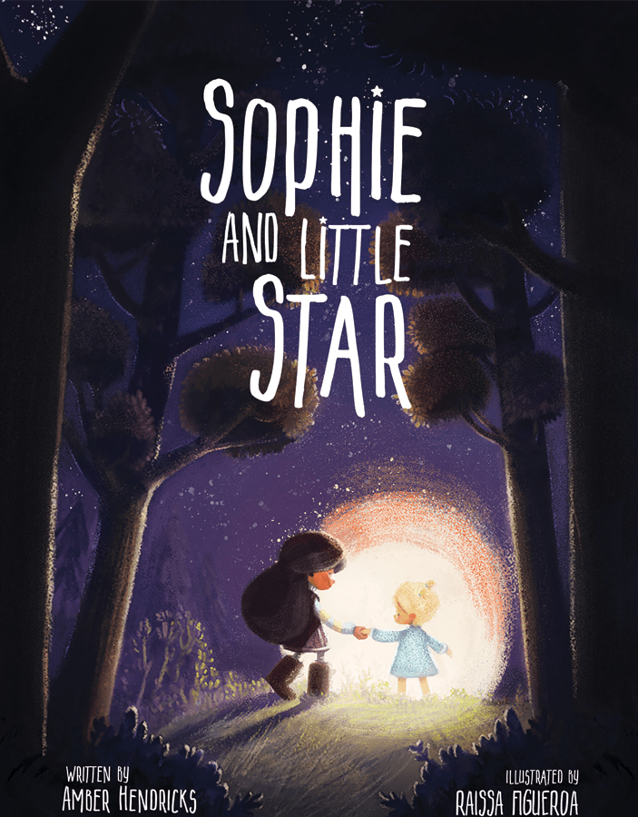 Sophie and Little Star by Raissa Figueroa!