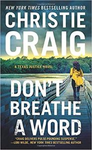 Don't Breathe a Word by Christie Craig