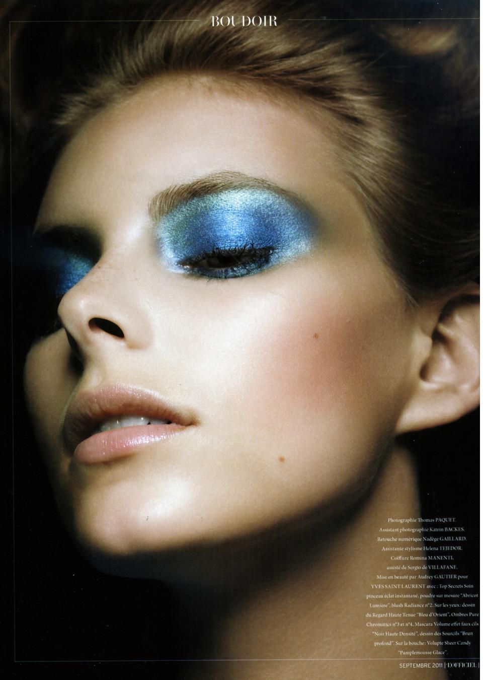 Joyce Verheyen DOMINIQUE Models Agency