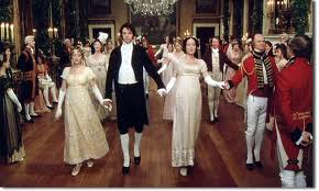 Still from the BBC adaptation of Pride and Prejudice