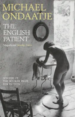 Front cover of The English Patient by Michael Ondaatjee, winner of the Booker Prize